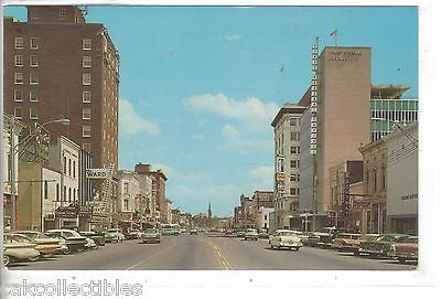 Garrison Avenue,Heart of Downtown Fort Smith,Arkansas - Cakcollectibles - 1