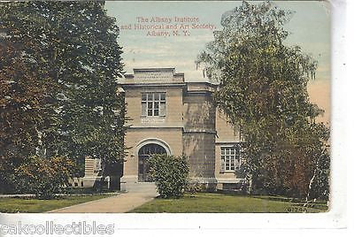 The Albany Institute and Historical and Art Society-Albany,New York 1914 - Cakcollectibles