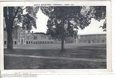 Men's Dormitory-Grinnell,Iowa 1950 - Cakcollectibles