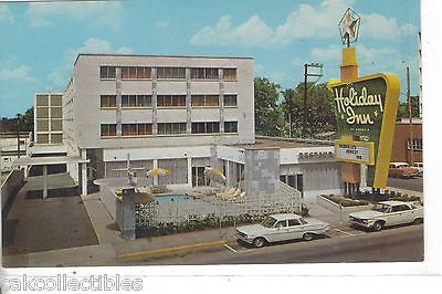 Holiday Inn (West End Ave.)-Nashville,Tennesse (Old Cars) - Cakcollectibles - 1