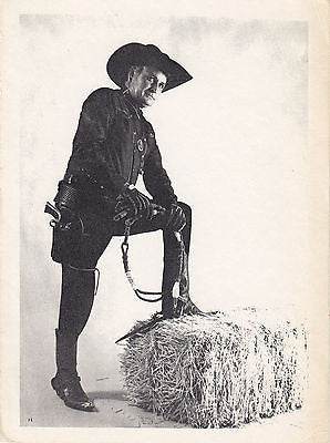 William Ramsey Cowboy Postcard - Cakcollectibles - 1