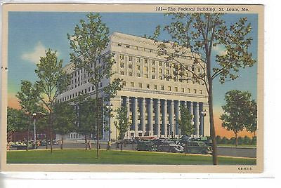 The Federal Building-St. Louis,Missouri - Cakcollectibles