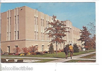 Administration Building-Andrews University-Berrien Springs,Michigan - Cakcollectibles