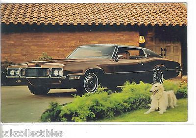 1970 Ford Thunderbird 2-Dr Landau-Vintage Post Card - Cakcollectibles - 1