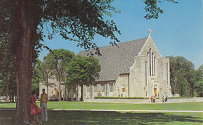 Boe Memorial Chapel Northfield, Minn. Postcard - Cakcollectibles - 1