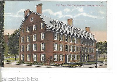 Conn, Hall,Yale University-New Haven,Connecticut - Cakcollectibles