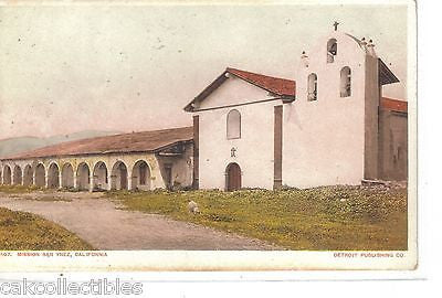 Mission San Ynez-California - Cakcollectibles