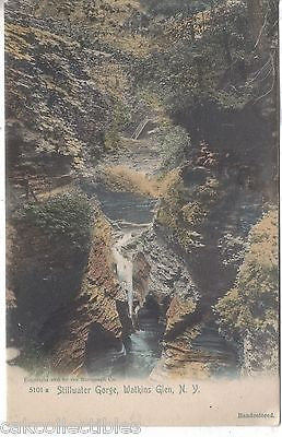 Stillwater Gorge-Watkins Glen,New York UDB - Cakcollectibles