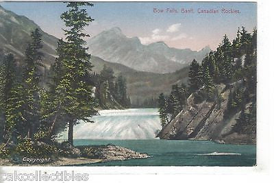 Bow Falls-Banff,Canadian Rockies - Cakcollectibles