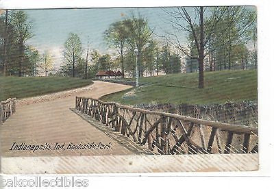Brookside Park-Indianapolis,Indiana UDB - Cakcollectibles