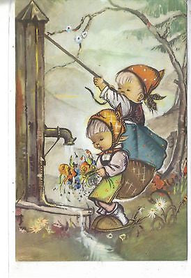 Alfred Mainzer-Little Folks #673 Post Card - 1