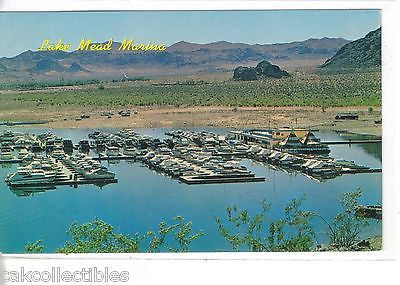 Lake Mead Marina-Lake Mead,Nevada - Cakcollectibles - 1