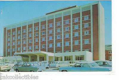 Anderson Memorial Hospital-Anderson,South Carolina (Old Cars) - Cakcollectibles