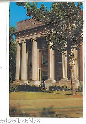 Bibb Graves Hall at The University of Alabama-Tuscaloosa,Alabama 1961 - Cakcollectibles