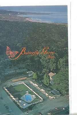 Butterfly Grove Inn Pacific Grove, California - Cakcollectibles