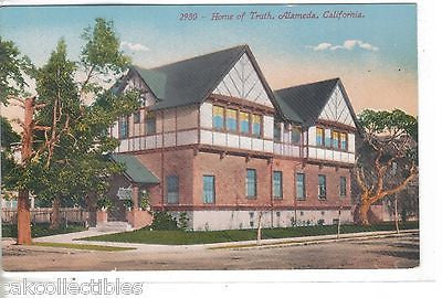 Home of Truth-Alameda,California - Cakcollectibles
