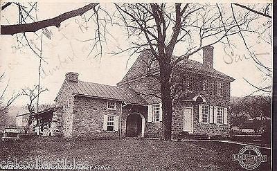 Washington's Headquarters-Valley Forge 1909 - Cakcollectibles