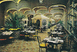 """the Palm terrace"" Chattanooga Choo Choo, tennessee Postcard - Cakcollectibles - 1"