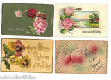 Lot of 4 Antique Easter Post Cards-Lot 53 - Cakcollectibles - 1