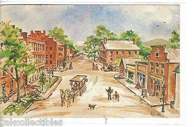 Historic Roscoe Village-Coshocton,Ohio - Cakcollectibles