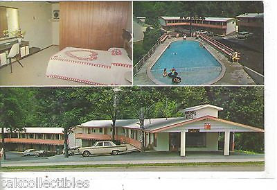 Dewey Ogle Motel-Gatlinburg,Tennessee #2 - Cakcollectibles