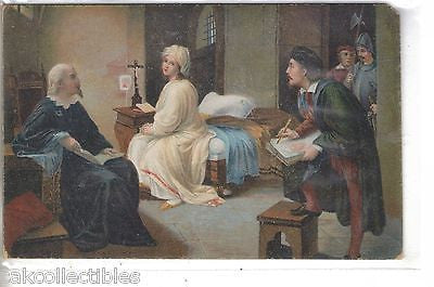 Beatrice Cenci in Carcere Post Card - Cakcollectibles