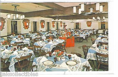 Bavarian Room,Frankenmuth Bavarian Inn-Frankenmuth,Michigan 1975 - Cakcollectibles