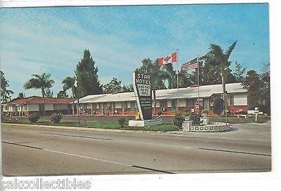 Star Motel-St. Petersburg,Florida - Cakcollectibles - 1