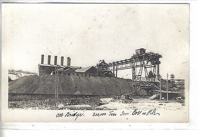 RPPC-Ore Bridge-200,000 Tons of Iron Ore in Pile - Cakcollectibles - 1