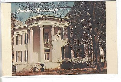 Governor's Mansion, Jackson, Mississippi - Cakcollectibles