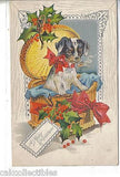 A Merry Christmas-Dog Smoking A Pipe - Cakcollectibles - 1