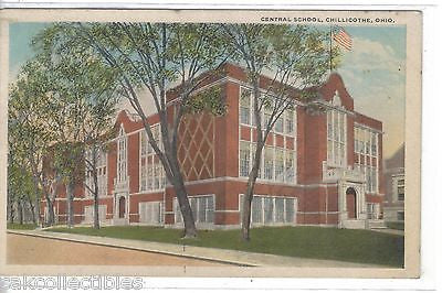 Central School-Chillicothe,Ohio - Cakcollectibles