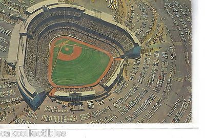 Aerial View of Dodger Stadium-Los Angles,California - Cakcollectibles