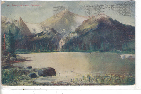 Bierstadt Lake-Colorado Post Card - 1