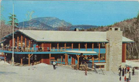 Whiteface Mt. Ski Center in The Adirondacks of New York State - Cakcollectibles - 1