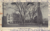 St. Thomas R.C. Church & Rectory-Massachusetts UDB - Cakcollectibles - 1