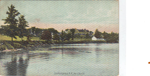 The Colonial-Centre Harbor,New Hampshire - Cakcollectibles - 1