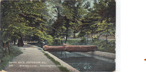 South Race Jefferson St.-Brandywine,Wilmington,Delaware - Cakcollectibles - 1