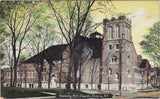 Hedding M.E. Church-Elmira,New York - Cakcollectibles - 1