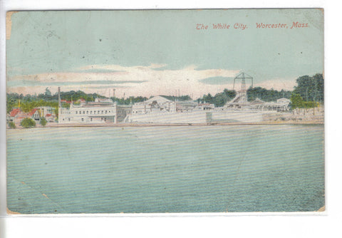 The White City-Worcester,Massachusetts 1908 - Cakcollectibles - 1