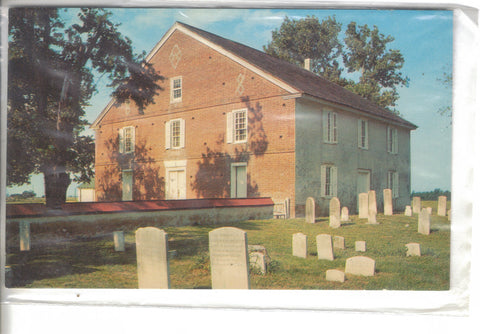 Barratts Chapel-Frederica,Delaware - Cakcollectibles - 1