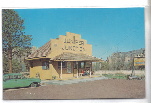 Juniper Junction-Terrebonne,Oregon - Cakcollectibles - 1