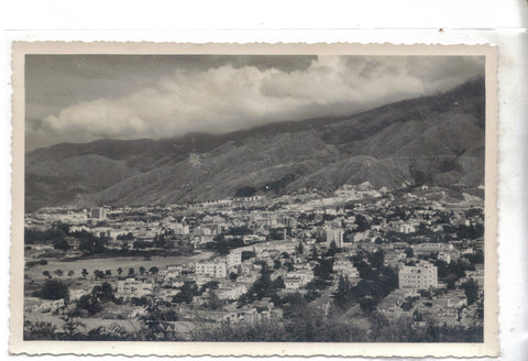 RPPC-General View-Caracas,Venezuela - Cakcollectibles - 1