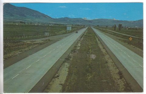 Interstae 90,Gallatin Valley between Bozeman and Three Forks,Montana - Cakcollectibles - 1