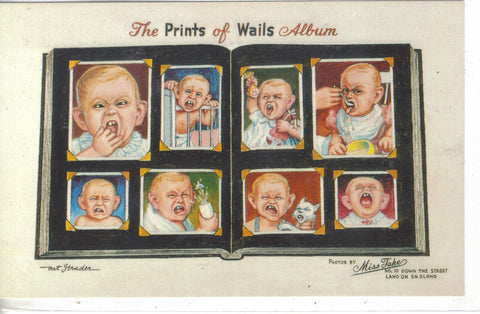 The Prints of Wails Album-Prince Charles - Cakcollectibles