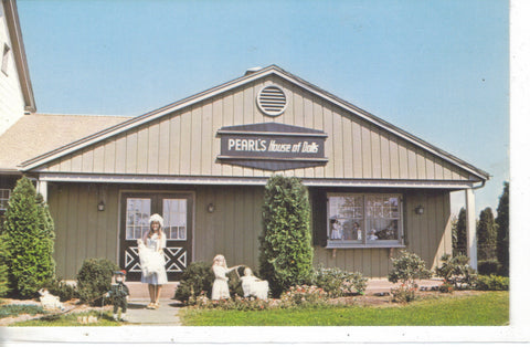 Pearl's House of Dolls,Plain & Fancy Farm-Lancaster,Pennsylvania