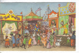Dressed Animals at A Fair  - 1