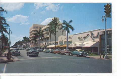 Lincoln Road-Miami Beach,Florida - Cakcollectibles - 1