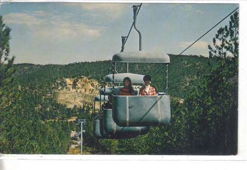 Rushmore Aerial Tramway-Keystone,South Dakota  - 1