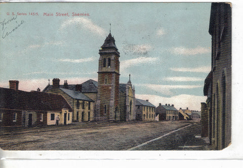 Main Street-Skerries 1907  - 1